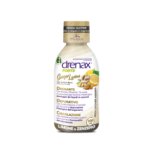 Drenax Forte Pocket Ginger Lemon