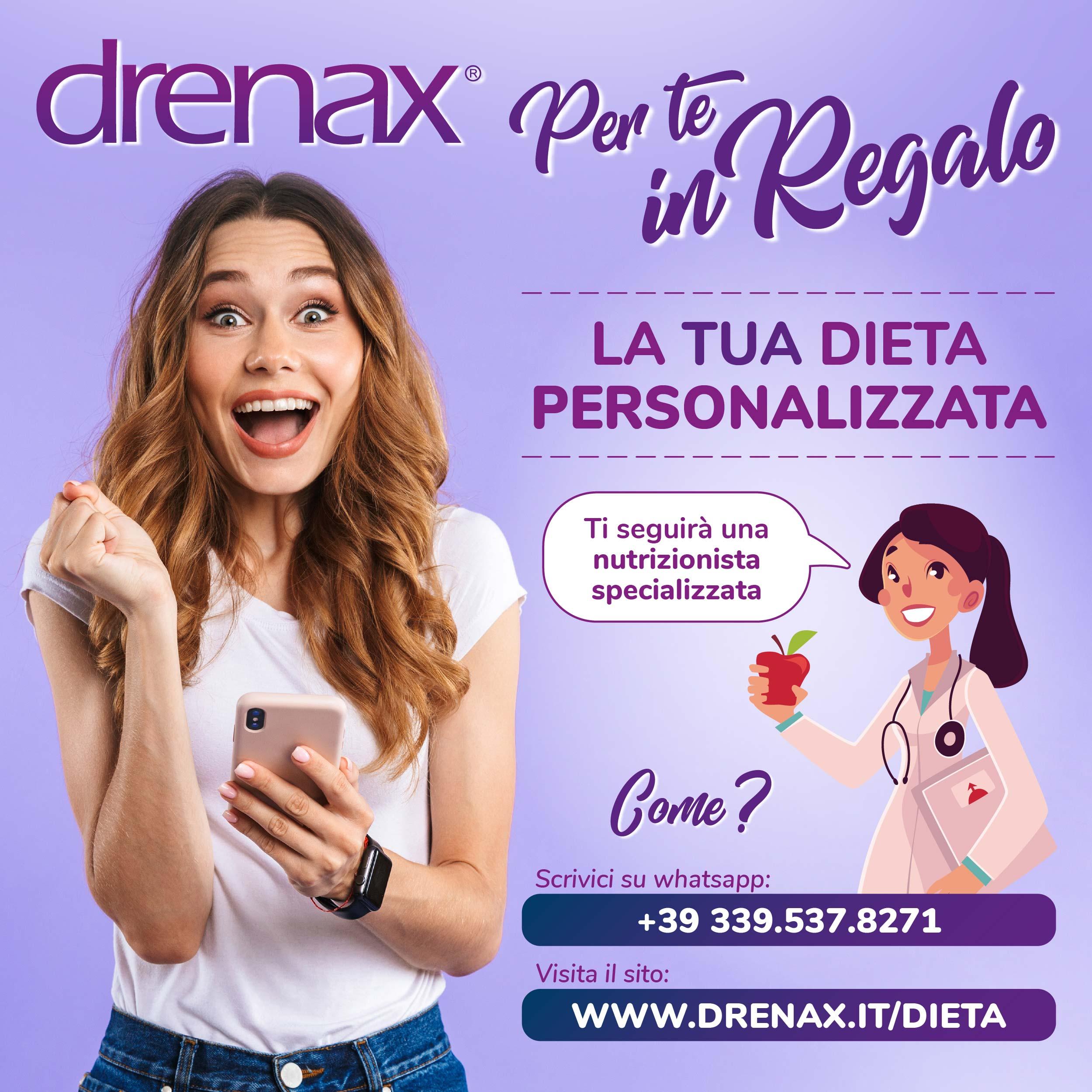 Banner Promozione Dieta Gratuita