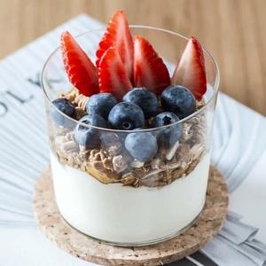 mirtillo yogurt